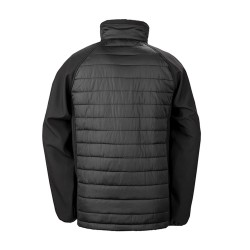 ELEY tech padded softshell jacket