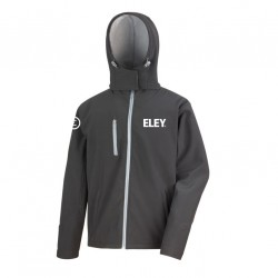 ELEY tech hooded jacket