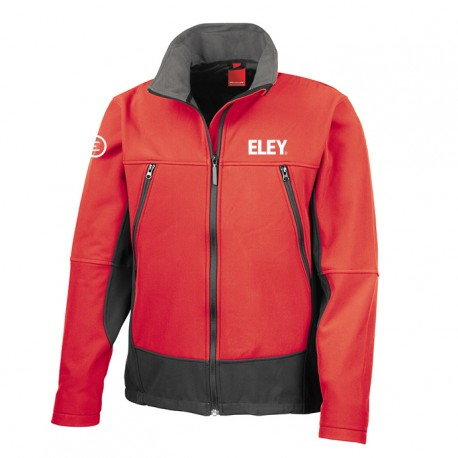 ELEY tech activity jacket
