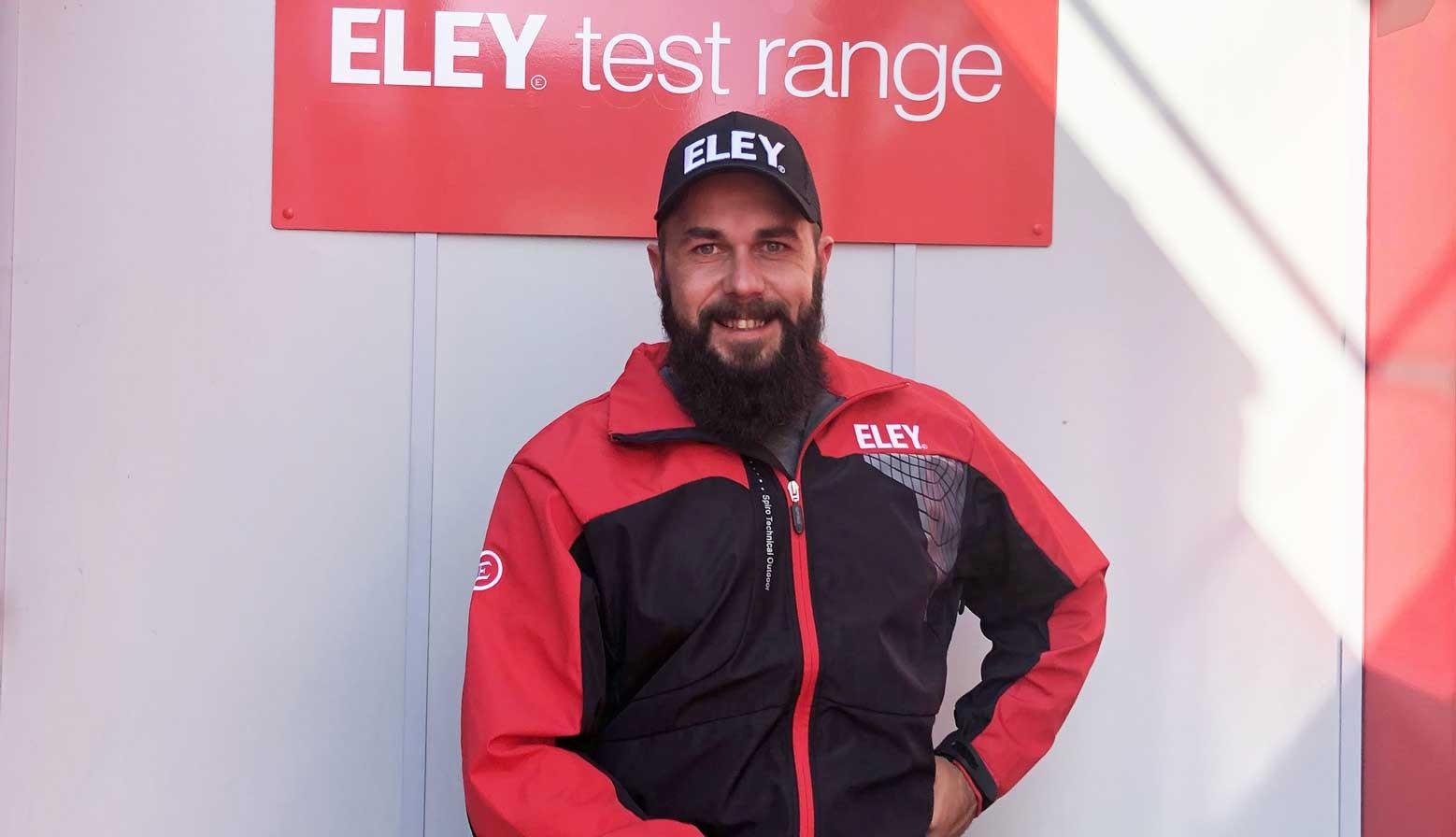 ELEY tech soft shell jacket