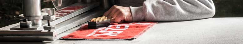 ELEY shooting towel
