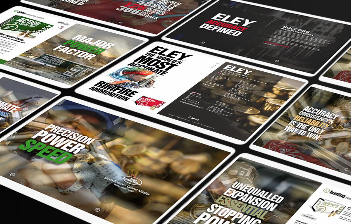 ELEY 2020 brochure
