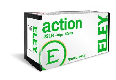 Action .22LR ammunition