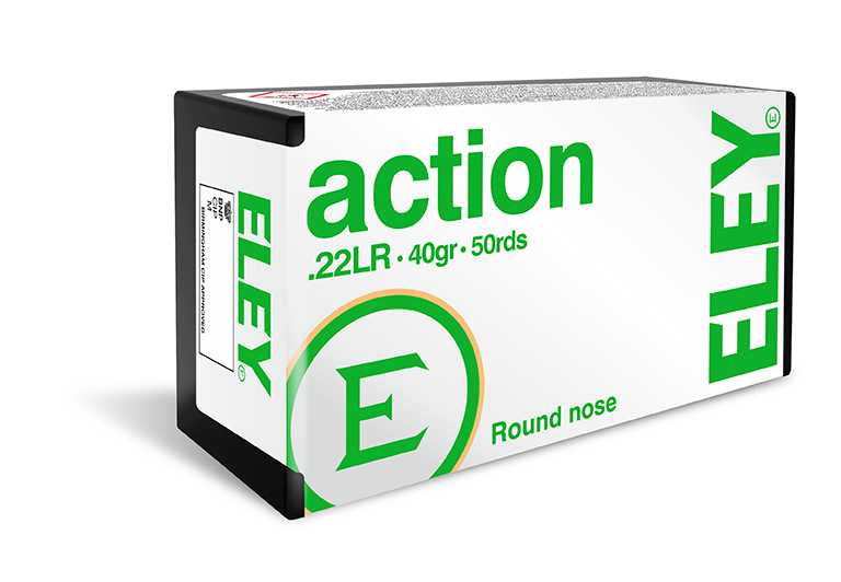 ELEY action - The world's most accurate .22LR rifle ammunition