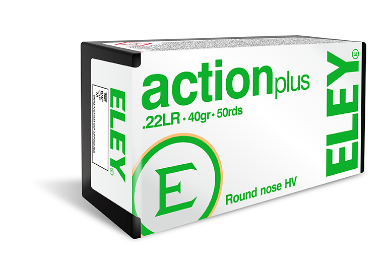 Action Plus .22LR ammunition