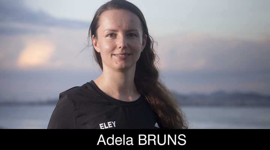 Adela Bruns ELEY sponsored shooter