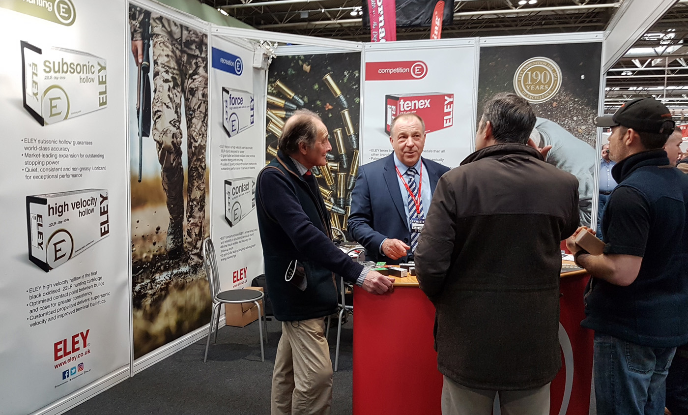 ELEY at the British Shooting Show