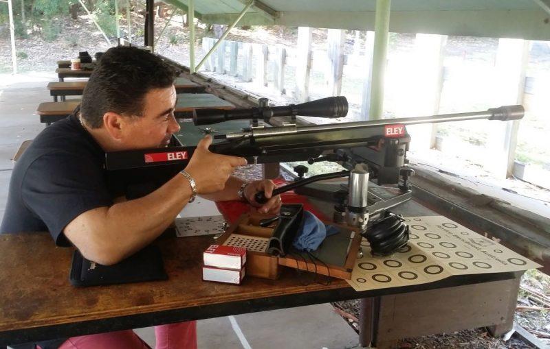 Bill Collaros - preparing for a world championship