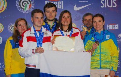 European Championships Bologna