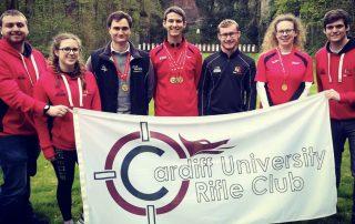 Cardiff University Rifle Club