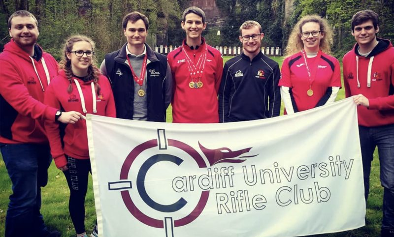 Cardiff University Rifle Club