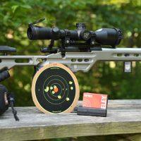 Carl Slutter - 10-Shots long range .22LR shooting