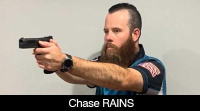 Chase Rains