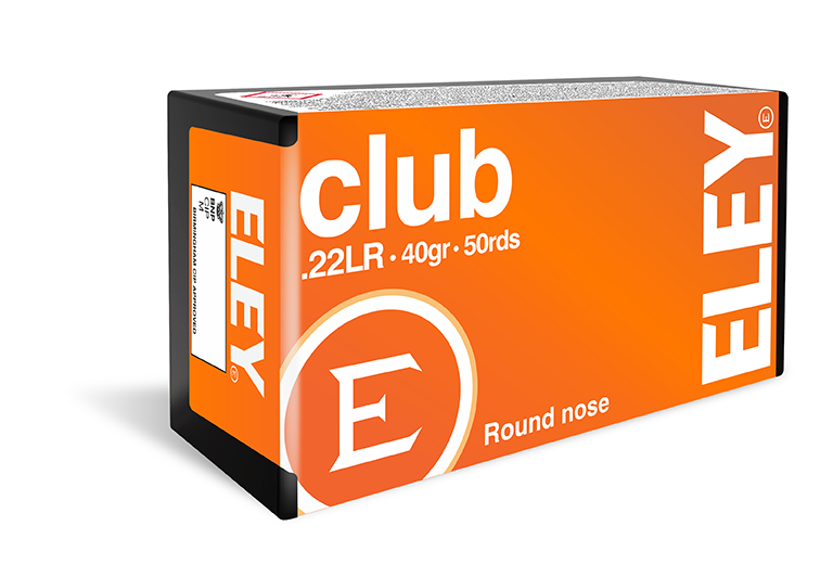 ELEY club - The world's most accurate .22LR rifle ammunition