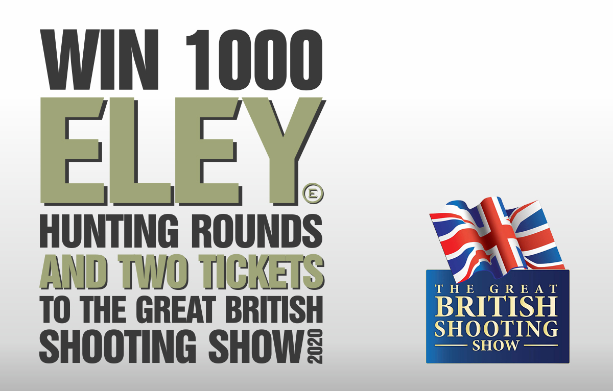 British Shooting Show competition