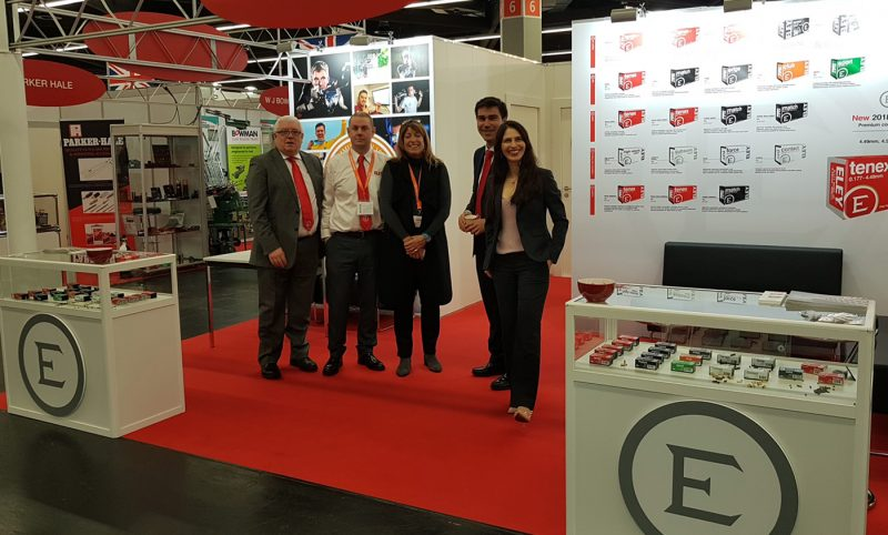 ELEY team at IWA 2018