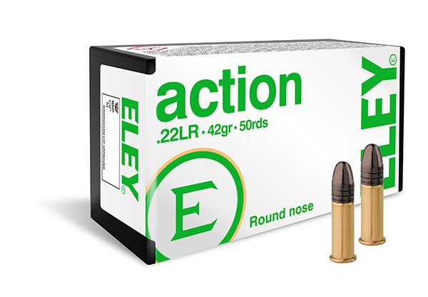 ELEY action 22lr ammunition - The world's most accurate .22LR recreational ammunition