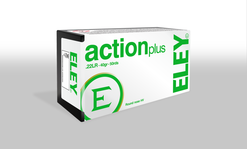 ELEY Action Plus launching at the Practical Shooting Show
