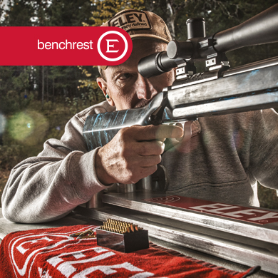 ELEY benchrest