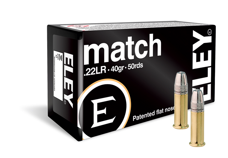 ELEY match 22lr ammunition - The world's most accurate .22LR rifle ammunition