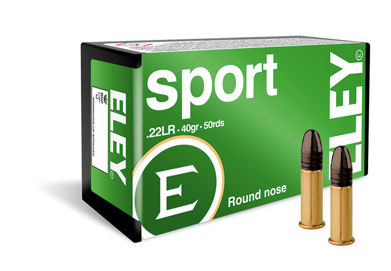 ELEY sport 22lr ammunition - The world's most accurate .22LR rifle ammunition