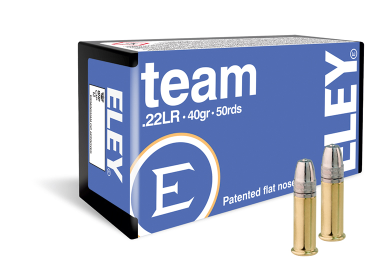 ELEY team 22lr ammunition - The world's most accurate .22LR rifle ammunition