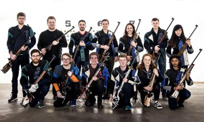 Edinburgh University Rifle Club