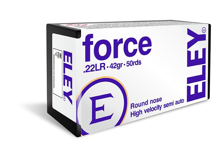 Force .22LR ammunition