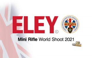 UKPSA Mini Rifle World Shoot sponsorship