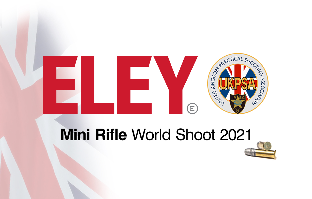 UKPSA Mini Rifle World Shoot sponsorship