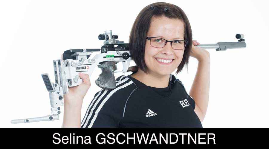 Selina Gschwandtner ELEY sponsored shooter