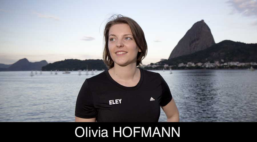 Olivia Hofmann ELEY sponsored shooter