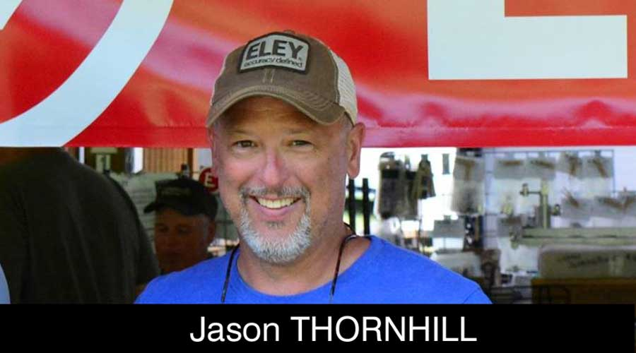 Jason Thornhill ELEY sponsored shooter