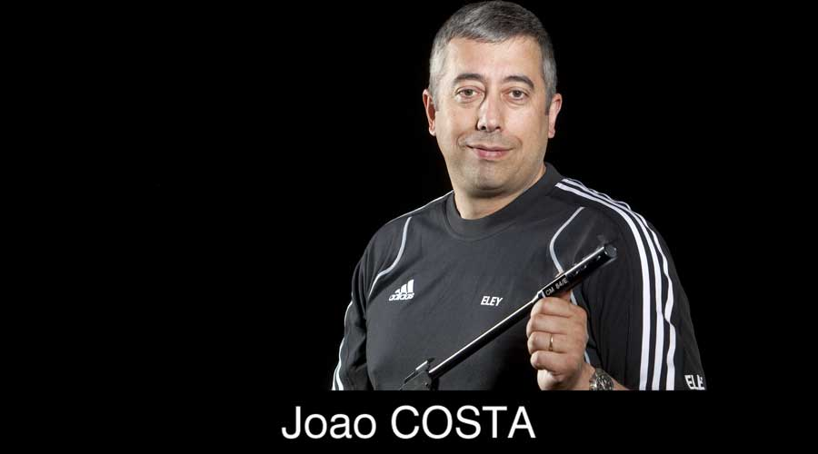 Joao Costa ELEY sponsored shooter