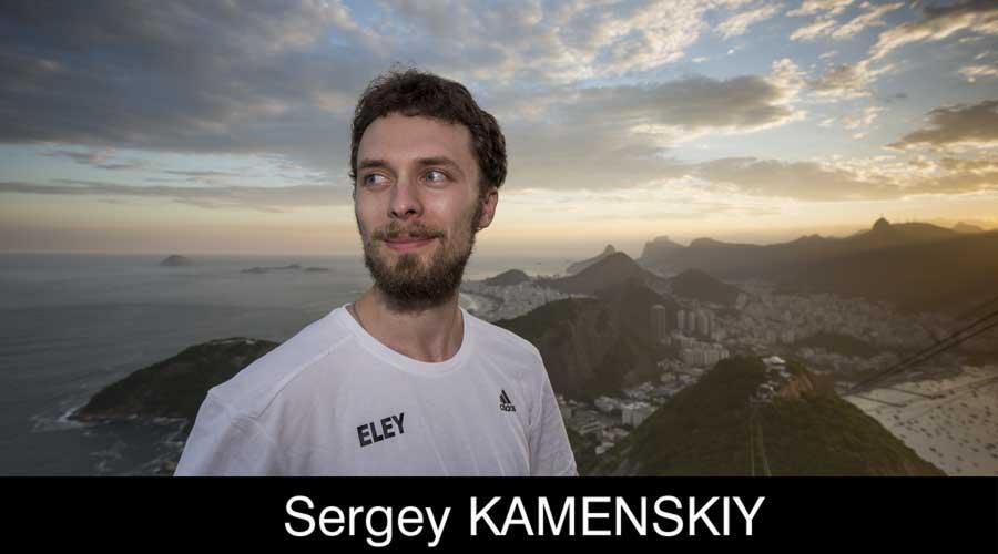 Sergey Kamenskiy