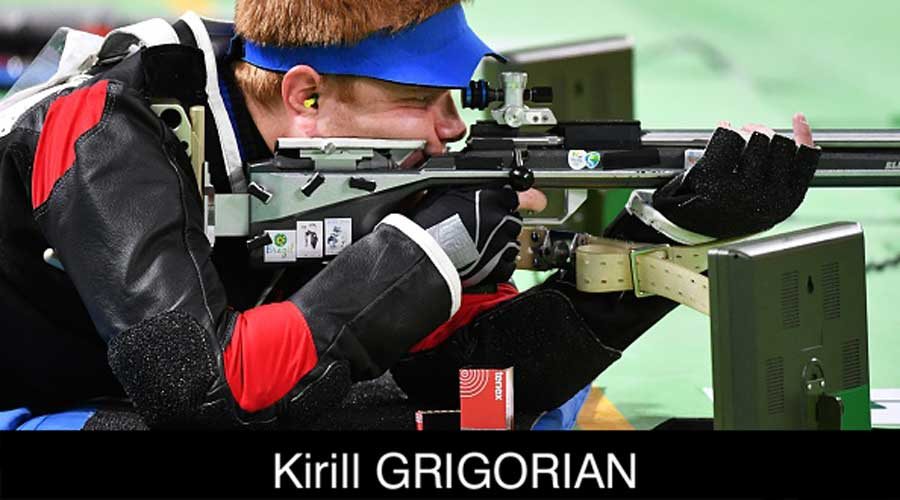 Kirill Grigorian