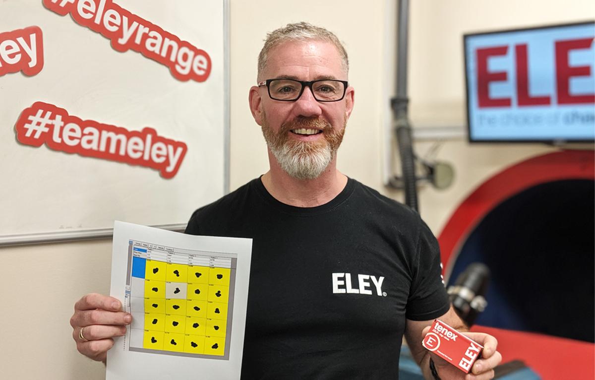 Tenex proof range record