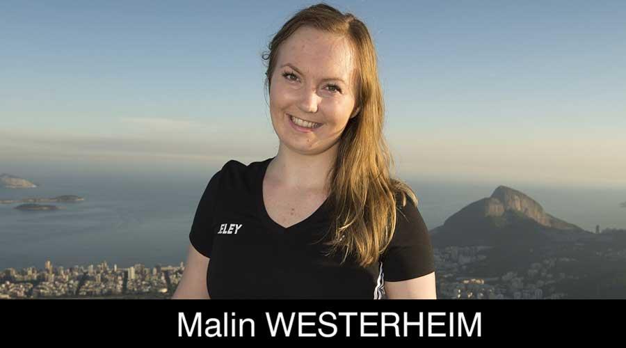 Malin Westerheim ELEY sponsored shooter