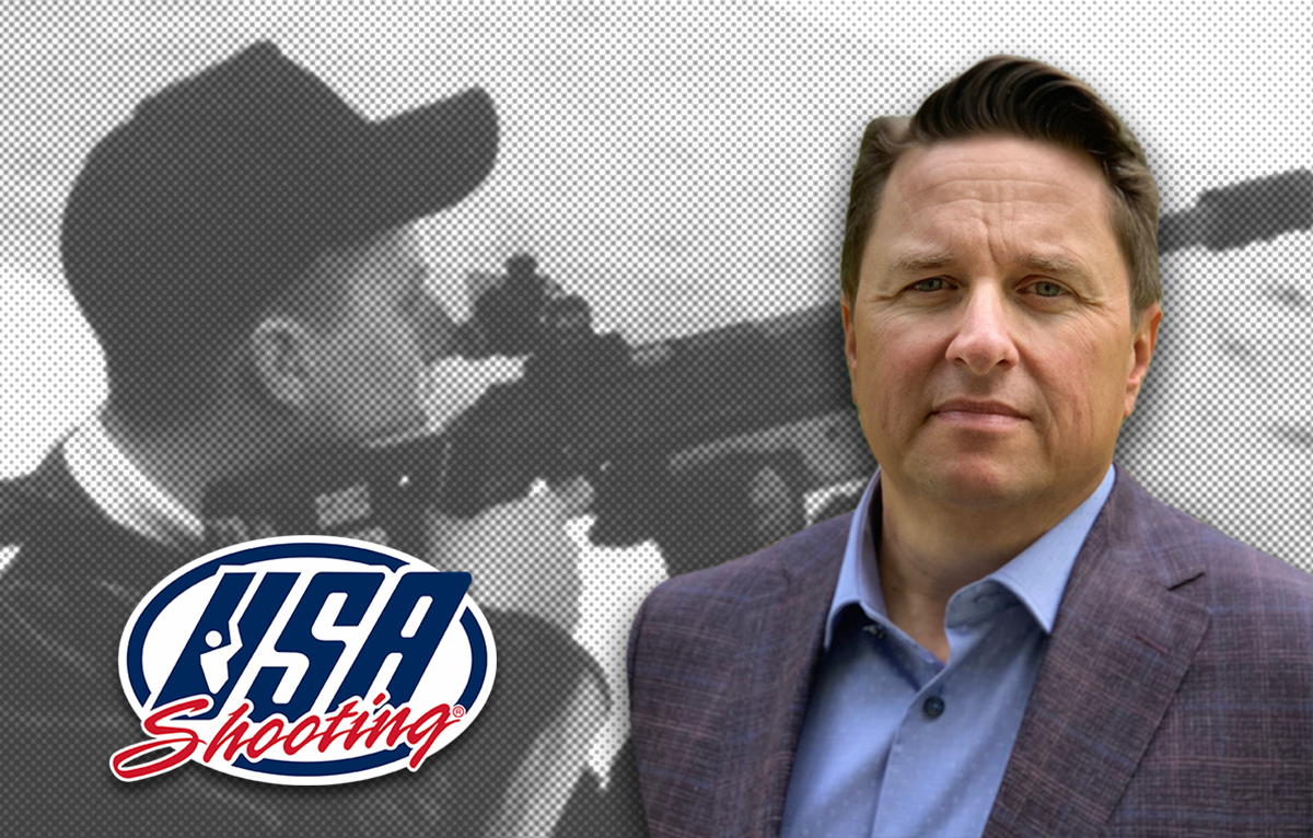 Matt Suggs USA Shooting CEO
