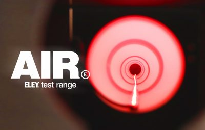 ELEY air pellet test range