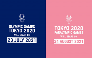 Rescheduled Tokyo 2020 Olympic Games