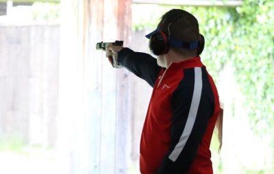 Sam Gowin pistol shooting 25m rapid fire - improve shooting performance