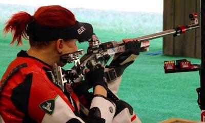 Snježana Pejcic prepares for Olympics