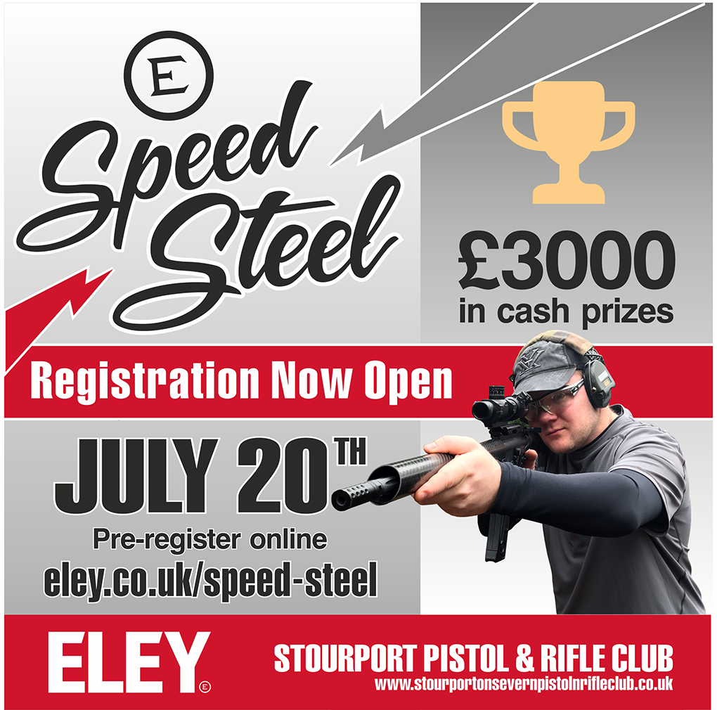 ELEY Speed Steel Social Media Advert