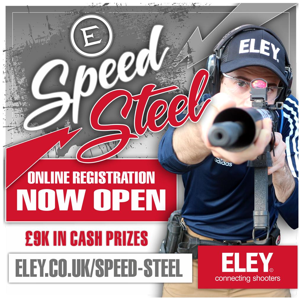 ELEY Speed Steel Social Media Advert