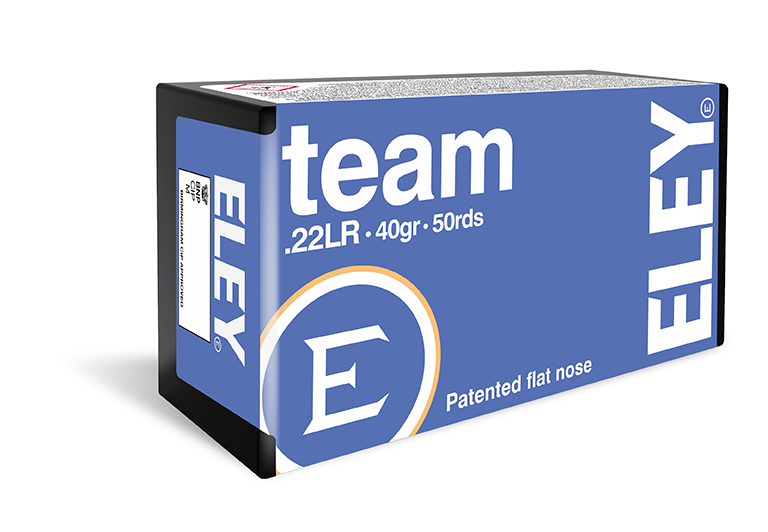 ELEY team - The world's most accurate .22LR rifle ammunition