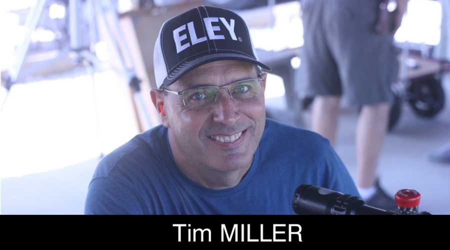 Tim Miller - rimfire benchrest shooter