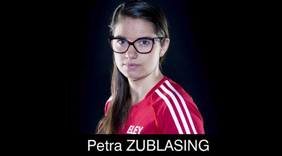 Petra Zublasing ELEY sponsored shooter