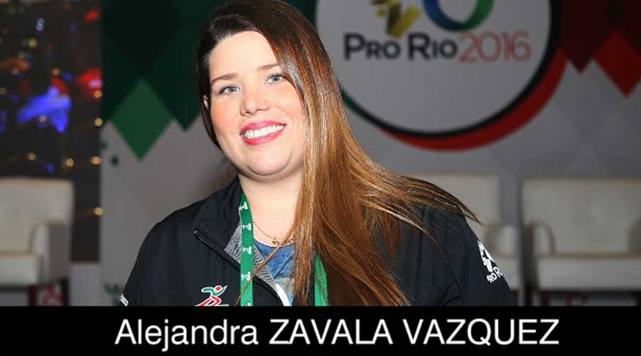 Alejandra Zavala Vazquez