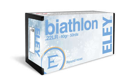 Biathlon .22LR ammunition